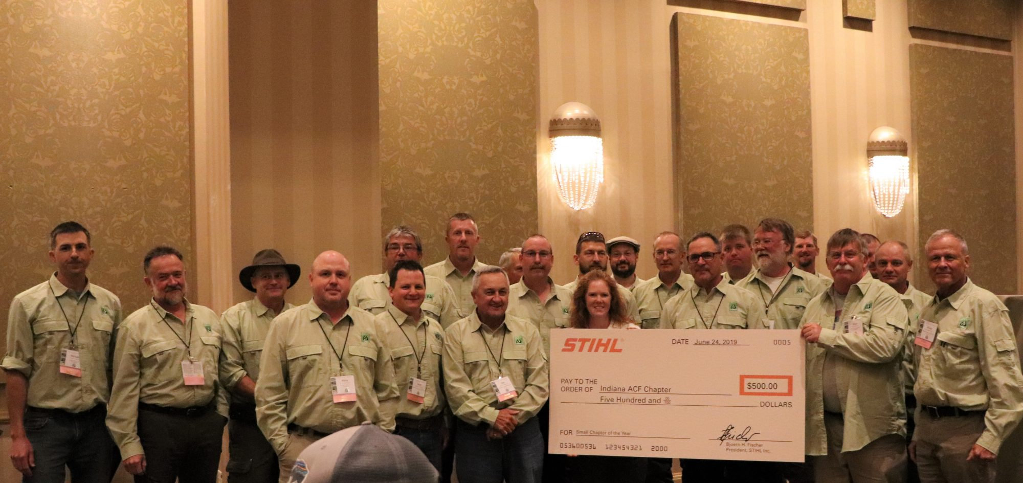 Indiana Association of Consulting Foresters